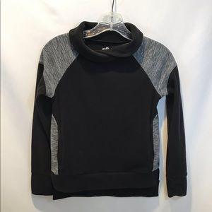 So Black Gray Perfect Sweatshirt Thumb  👍 Pocket